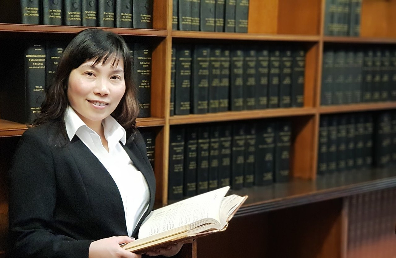 Lawyer Hanh Ho